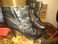 Bike Boots with a 5 inch heel Albuquerque, 87104