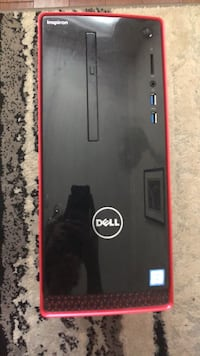 Red Dell Inspiron 3650 gaming pc Toronto, M6M 2K9