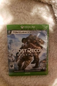 Ghost Recon Breakpoint - XBOX ONE Mississauga, L5A 2X8
