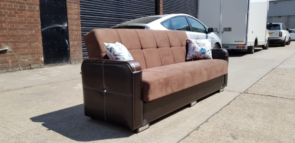Used High Quality Sofa Bed For In