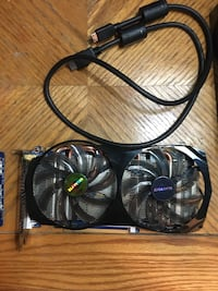2 Graphics cards Winnipeg, R3B 2X3