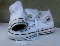 Converse All Star bianche Milano, 20146