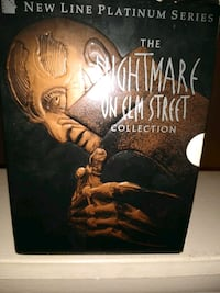 A nightmare on elm Street complete collection Sterling Heights, 48313