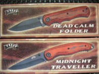 Pocket knives 15 each 2 for 25 Surrey, V3T 5T5