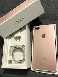 Unlocked iPhone 7 Plus 32gb - Rosegold Mississauga, L5B
