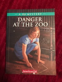 A Kit Mystery: Danger at the Zoo Wilmington, 28403