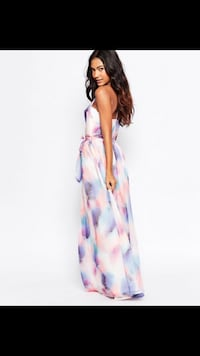 French connection maxi dress-brand new +tags