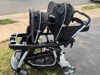 Graco double stroller  Purcellville, 20132