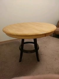 Spinning card table Redding, 96003