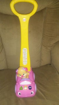 Fisher price singing push car Barrie, L4N