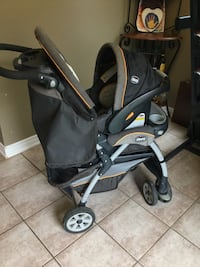 Chicco Travel System  Brampton, L7A 3S2