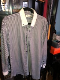Gucci, Zara, Hugo Boss, DKNY. Vintage and custom men's clothing. Shirt