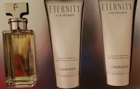 Brand new calvin klein eternity for women Langley City, V3A 7Y8