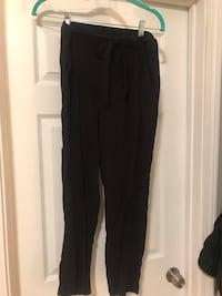 High waisted black ankle pants Chicago, 60622