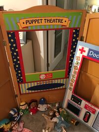 Puppet story theatre Frederick, 21701