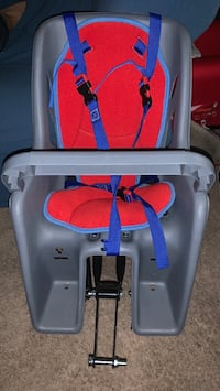 baby's gray and red car seat carrier Woodbridge, 22191