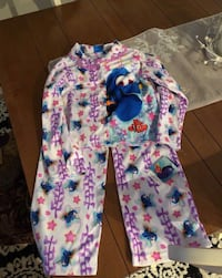 NEW Dory Pajamas - Size 6, tags attached Saint Petersburg, 33703