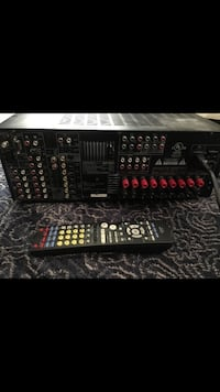 Denon AVR2106 with remoto and Eclipse Speakers Beltsville, 20705