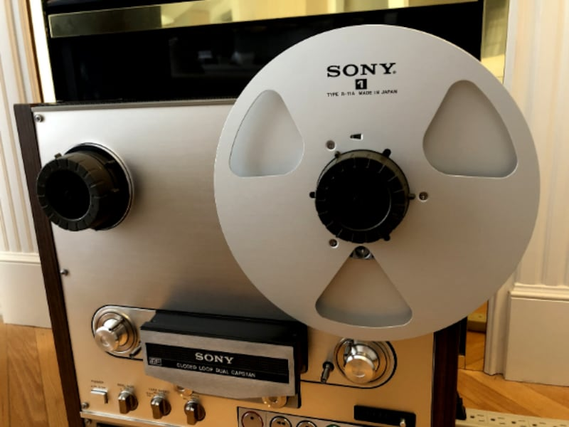 Sony TC-765 Reel to Reel Tape Deck in Excellent Condition 8c39f944-badd-47a6-9063-fab000f4320d