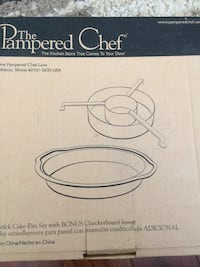 Pampered chef never opened