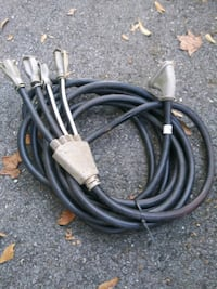 25 ft power cord for generator