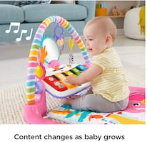Baby Piano Gym