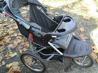3 wheel Expedition Stroller Columbia