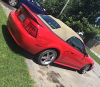 Ford - Mustang - 2003 Blountville