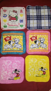 Baby Wash Rags