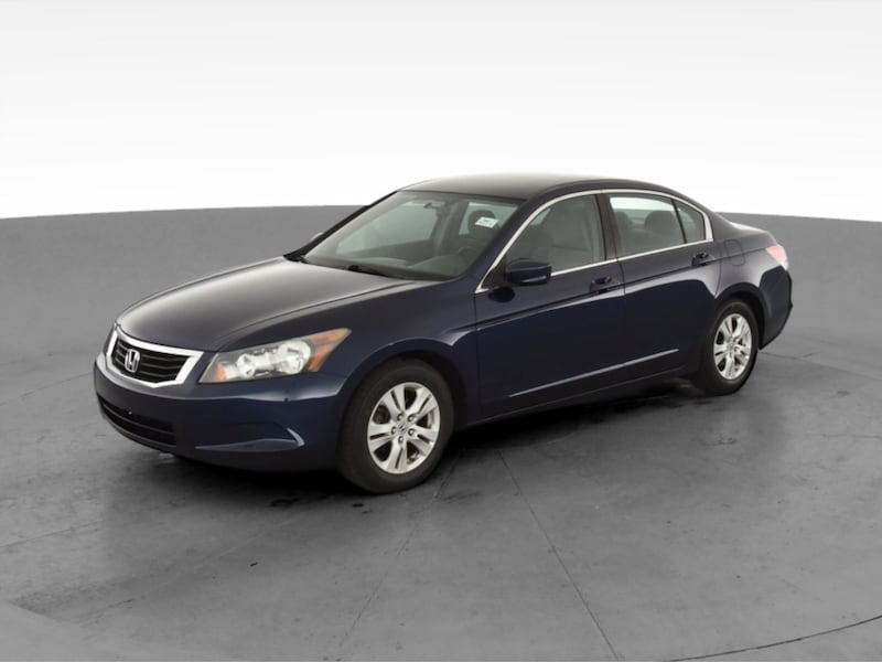 2009 Honda Accord sedan LX-P Sedan 4D Blue  6025c08f-68ff-4fb5-a3ef-3ebbd94d42ac