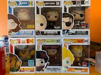 Nycc Funko pops and more  Markham, L3S 3N1