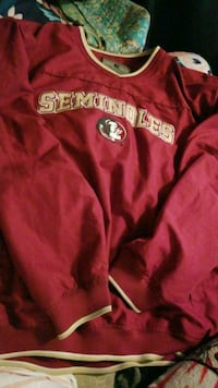 Fsu sweat shirt  womans large  Auburndale, 33823