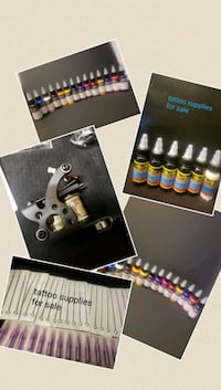 tattoo supplies for sale  Edmonton, T5T 2Y5