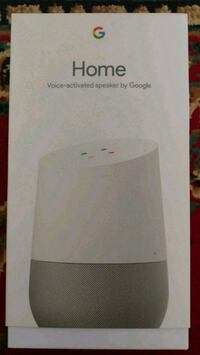 LIKE NEW Google Home Voice Activated speaker Chicago, 60607
