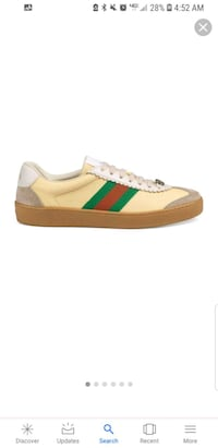 Gucci sneakers womens size 8 Temple Hills, 20748