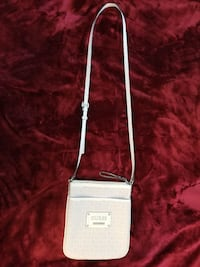 Guess cross body bag purse white New Westminster