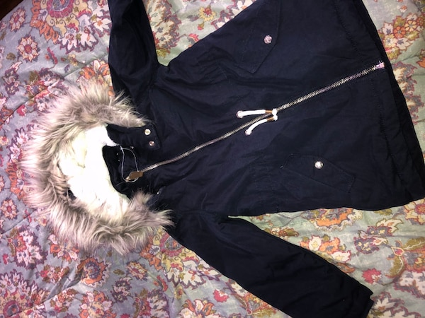 1f5d13f7f Used Brand new toddler girl h&m zip up jacket for sale in New York ...