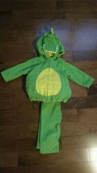 12 Month Crocodile Halloween Costume  Whitby, L1R 0K3