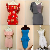 Dresses - $5 each or $20 for All OBO Winnipeg, R2P 1K6