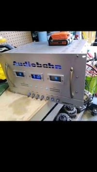 Super rare!! AudiobahnA5000SPL High current  Beech Grove, 46107