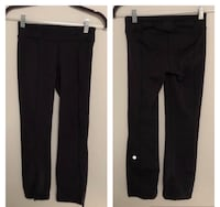 Lululemon Various Tops, Shorts and Pants in Sizes 2 and 4 3157 km