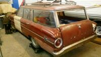 Clear in.title 200c.I.6cyl body good shape . Charlestown
