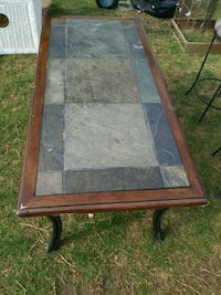 Nice heavy marble coffee table  Irving, 75060