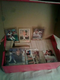 Two boxes of classic baseball cards Wichita, 67203