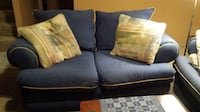 Sofa (sleeper) & Loveseat Burke