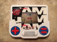 NBA jam tiger portable game console