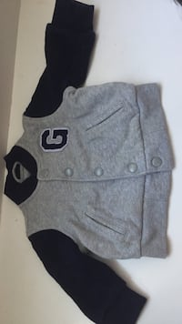 Baby Gap bomber jacket (like new) Vancouver, V5W 1X1