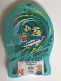 Minions surfing teal kick board for pool swimming  Parkland, 33076