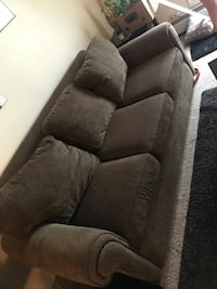 Couch and chair with ottoman  Edmonton, T6X 2A3