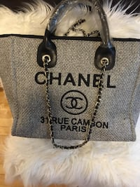 New Gray Chanel handbag Ottawa, K1G